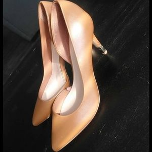 Aldo Shoes - Aldo Nude Heels